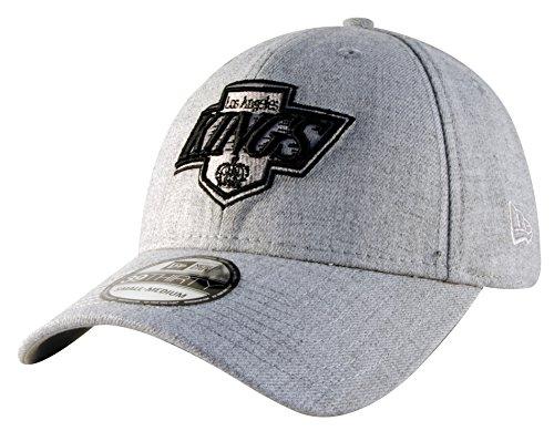 New Era et NHL Heather Équipe 9Fifty Curve Cap ~ LA Kings Gris