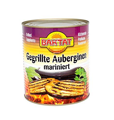 Baktat Gegrillte Auberginen , 1er Pack (1 x 3 kg Packung)