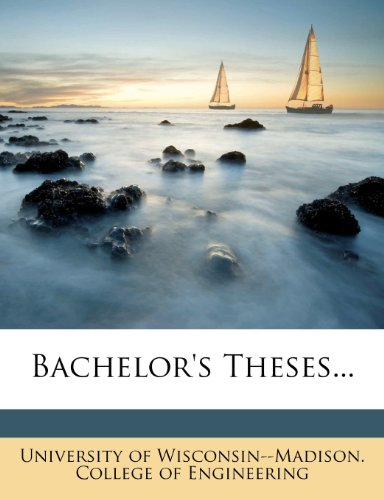 Bachelor's Theses.
