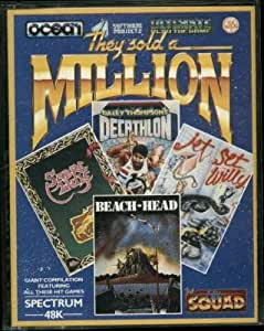 They Sold a Million- Commodore 64 cassette video game