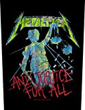 And Justice for All Backpatch
