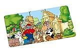 Benjamin Blümchen 12984 Brettchen, Zoo Brett, Melamin, Mehrfarbig