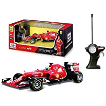 Outletdelocio. Coche radiocontrol Formula 1 Ferrari F14T14 Fernando Alonso. Escala 1/