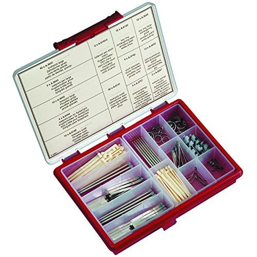 Victorinox Kleiner Nachfüll-Ersatzteilkasten (für Taschenmesser, Zahnstocher, Pinzetten, Ringe etc.)