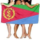 Doreen Emmie Eritrea Flag - Asciugamani da Bagno per Adulti e Ragazzi