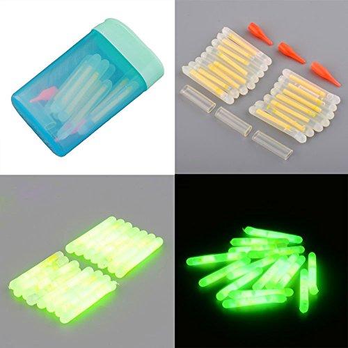 grün Mini Glow Sticks, Glow Sticks Großhandel, Fischen Float, leuchten Glow Spielzeug, Glow Mini Stick, Glow Sticks Party ()