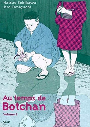 Au temps de Botchan, Tome 3 : La Danseuse de l'automne