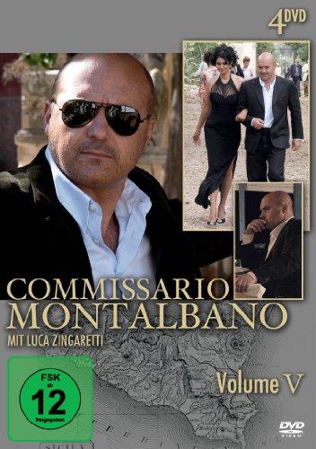 Commissario Montalbano - Volume V [4 DVDs]