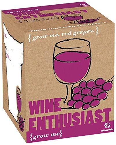 Gift Republic Wine Enthusiast Grow Me