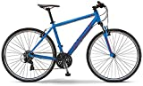 Winora Crossrad Herren Fahrrad Senegal 28' blau/rot matt 2015 (Rahmenhöhe 46)