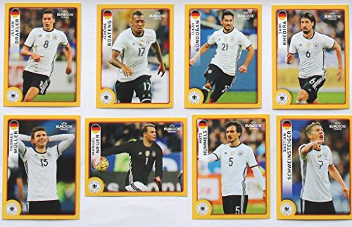 Panini McDonald´s Sticker UEFA EURO 2016 FRANCE