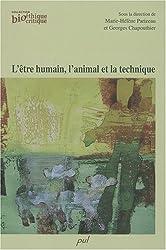 L'être humain, l'animal et la technique