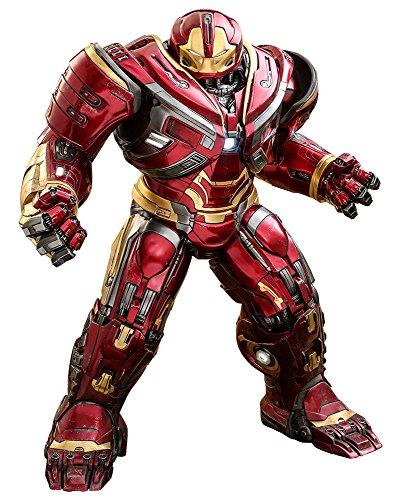 Hot Toys Figura Hulkbuster 50 cm. Vengadores: Infinity War. con luz. Escala 1:6