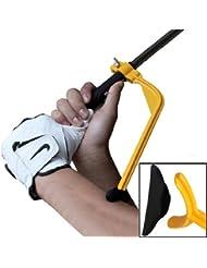 Andux entrenamiento de swing de Golf ángulo mejora JZQ-01