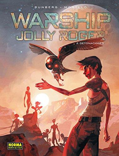 Warship Jolly Roger 02. Detonaciones