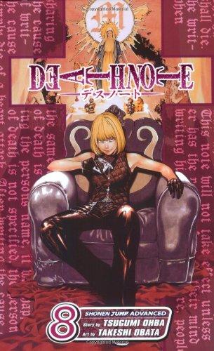Death Note, Volume 8