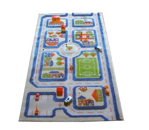 little-helper-alfombra-infantil-de-juegos-en-3d-80-x-150-cm-diseno-de-ciudad-color-azul