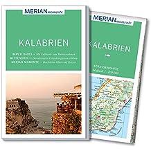 MERIAN momente Reiseführer Kalabrien: MERIAN momente - Mit Extra-Karte zum Herausnehmen