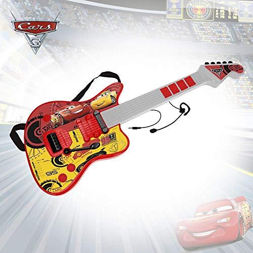 CLAUDIO REIG Guitarra ELECTRÓNICA con Gafas Y Micro INCORPORA, 5316