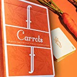 Fontaine - Carrots Edition Playing Cards - Deck of cards - Zaubertricks und props