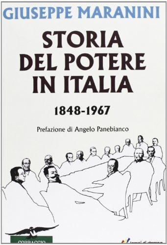 Zoom IMG-2 storia del potere in italia