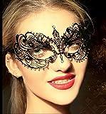 Maschera in Metallo per Sfilate, Stile Veneziano, Tagliata al Laser