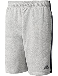 adidas Herren Essentials 3s French Terry Shorts