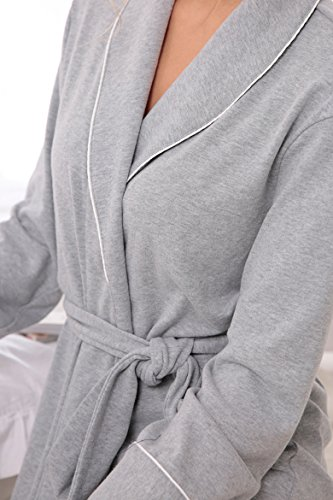 Cokar -  Accappatoio  - Donna New-Style-Grey