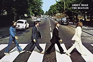 GB eye Ltd, The Beatles, Abbey Road, Maxi Poster, (61x91.5cm) LP0597