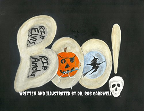 Boo! (English Edition)
