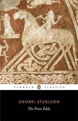 The Prose Edda: Norse Mythology (Penguin Classics) by Jesse L Byock (28-Jul-2005) Paperback