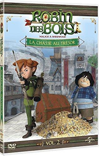 Robin des bois, malice à Sherwood - Vol. 2 - La chasse aux trésors
