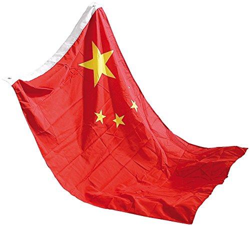 Länderflagge VR China 150 x 90 cm aus reißfestem Nylon
