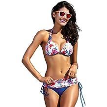 rivenditore di vendita 419c5 11ff6 Amazon.it: lovable costumi donna mare