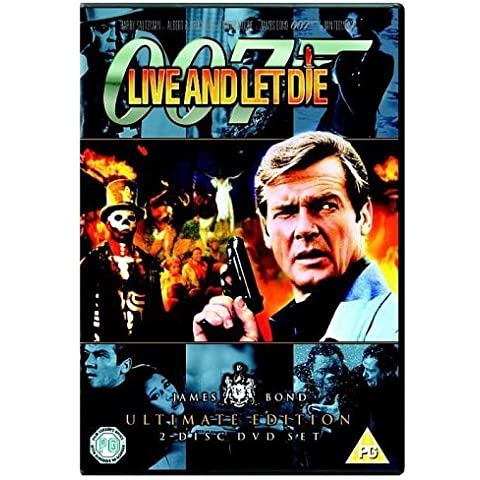 James Bond - Live and Let Die (Ultimate Edition 2 Disc Set) [DVD] by Roger Moore