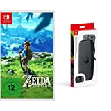 The Legend of Zelda: Breath of the Wild [Nintendo Switch] & Nintendo Switch-Tasche & -Schutzfolie