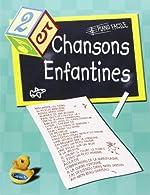 25 chansons enfantines - Piano facile de Musicom