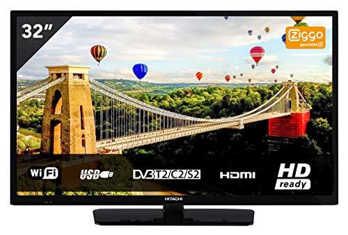 Hitachi TV 32HE1000 32 HD Negro