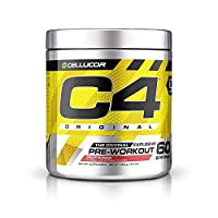 Cellucor C4 Original Idseries Pre-Workout, Fruit Punch, 60 Servings, 390 gm