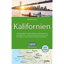 DuMont Reise-Handbuch Reiseführer Kalifornien: mit Extra-Reisekarte