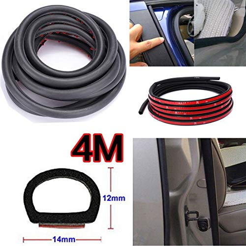 Warehouseshop WSS - D Type Car Door Edge Trim Seal for sale  Delivered anywhere in UK