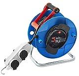 Brennenstuhl Kabeltrommel Elektrische Standard, blau, 1180921