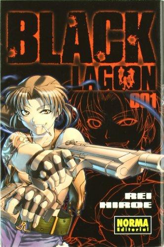 BLACK LAGOON 1 (CÓMIC MANGA)