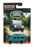 Matchbox Mattel DPT02 - Land Rover Sortiment, Miniaturmodelle