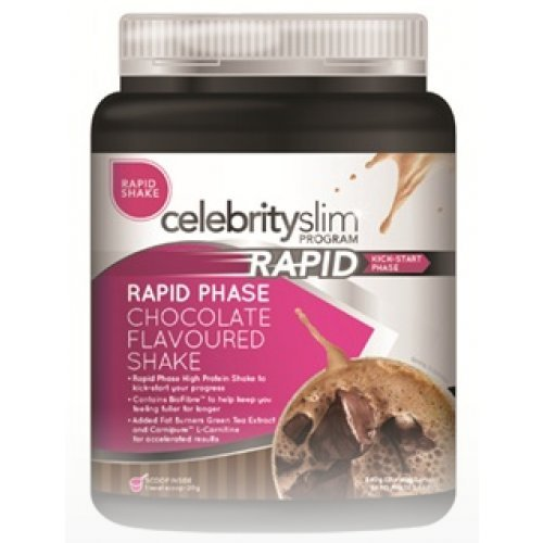 Celebrity Slim Active Shake 840g (21 Servings) Chocolate