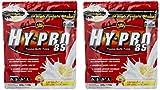 All stars Hy-Pro 85 Beutel Doppelpack (2 x 500 g) Lemon-Quark, 1er Pack (1 x 1 kg)