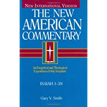 Nac Vol 15a Isaiah 1-33 (New American Commentary Old Testament)
