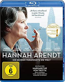 Hannah Arendt [Blu-ray]