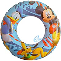 Disney Mickey Mouse Donald Duck and Pluto Swim Ring