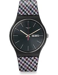 Swatch Armbanduhr Warmth SUOB725